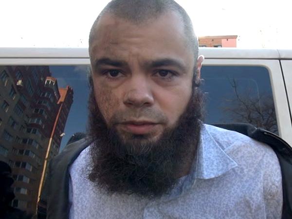 радикальный исламист