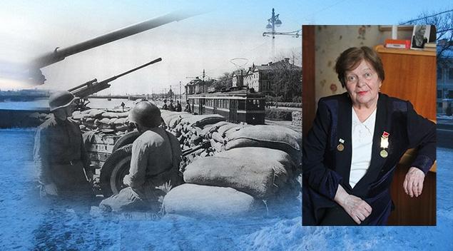 блокадный ленинград, Ветераны