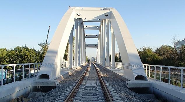 арочные мосты в москве