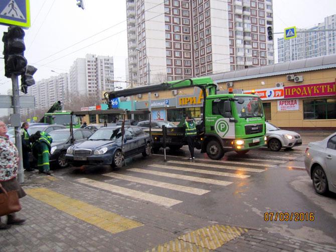 эвакуация автомобиля а новокосино