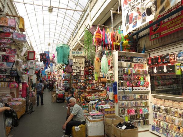 Рынок садовод